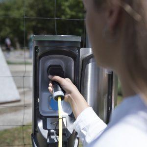 publiccharge & borne de recharge